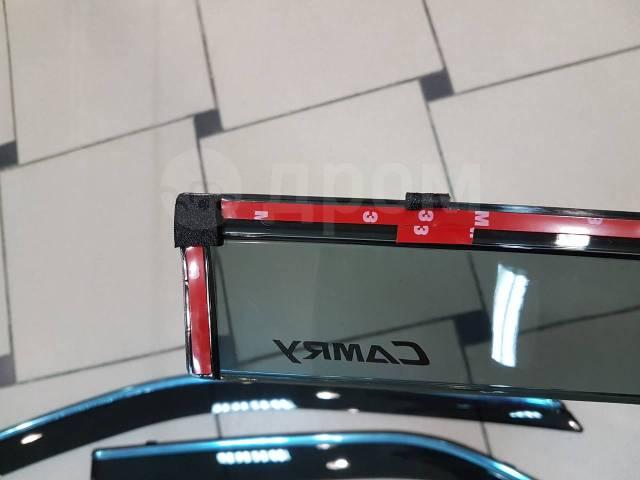 Ветровик на дверь. Toyota Camry, ASV50, AVV50, GSV50