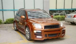 Обвес кузова аэродинамический. Toyota RAV4, ACA30