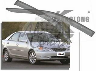 Ветровик на дверь. Toyota Camry, ACV30, ACV30L, ACV31, ACV35, MCV30, MCV30L Двигатели: 1AZFE, 1MZFE, 2AZFE, 3MZFE