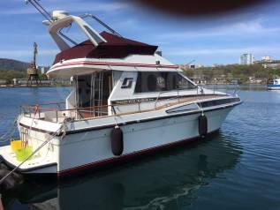 Аренда Катера 34 фута (Rent of motor yacht). 10 человек, 40км/ч