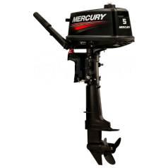 Mercury. 5,00л.с., 2-тактный, бензиновый, нога L (508 мм), 2018 год год. Под заказ
