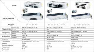 Рефрижераторная установка. Kia Bongo Hyundai: Porter II, HD65, Porter, HD120, County Daewoo Novus