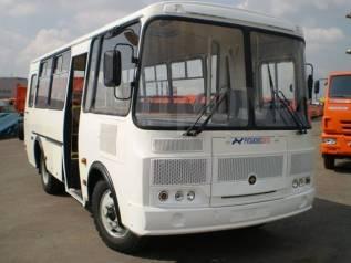 ПАЗ 32053. раздельные сиденья с ремнями безопасности, 23 места