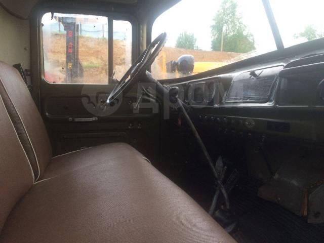 ЗИЛ 131. Зил 131 фургон с консервации., 6 000куб. см., 11 625кг., 4x2