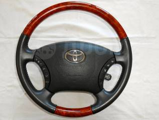 Руль. Toyota: Alphard Hybrid, Camry, Estima Hybrid, 4Runner, Hilux, Estima, Avensis Verso, Land Cruiser, Picnic Verso, Land Cruiser Prado, Highlander...