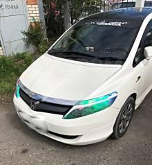 Дефлектор капота. Honda Airwave, GJ1, GJ2 Honda Partner