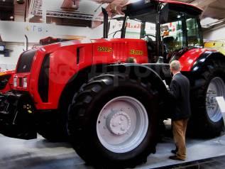 МТЗ 3522ДЦ. Трактор Беларус 3522.5, 355 л.с.