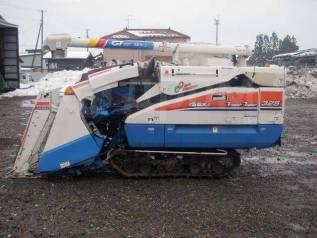 Iseki TA. Зерноуборочный комбайн Iseki Япония, 33 л.с.