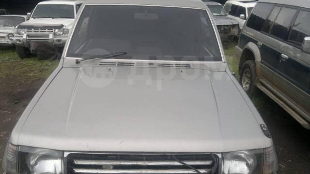 Mitsubishi Pajero. 4345, 6G72 6G74 GDI 4M40