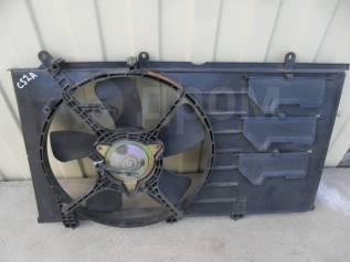 Вентилятор охлаждения радиатора. Mitsubishi Toppo BJ Wide, H41A, H43A, H46A, H48A Mitsubishi Toppo BJ, H41A, H43A, H46A, H48A Mitsubishi Lancer Cedia...