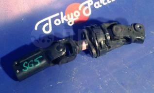 Карданчик рулевой. Subaru Forester, SG5, SG9, SG9L Двигатели: EJ205, EJ255