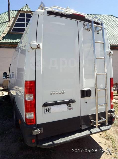 Iveco Daily. Продам грузовой цельнометаллический фургон 35C13V, 2 300куб. см., 3 500кг.