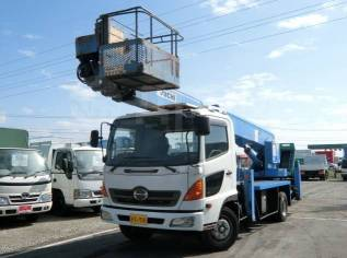 Hino Ranger. автовышка 27 метров., 6 630куб. см., 27,00м. Под заказ