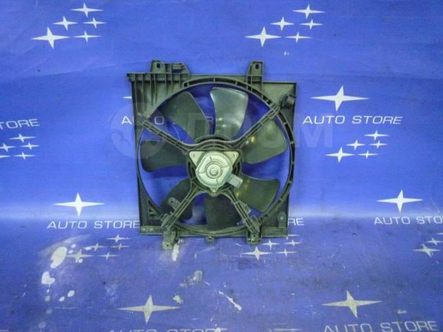 Вентилятор охлаждения радиатора. Subaru Impreza, GD, GD2, GD3, GD4, GD9, GG, GG2, GG3, GG5, GG9 Двигатели: EJ15, EJ152, EJ20, EJ201, EJ204