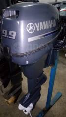 Yamaha. 9,90л.с., 4-тактный, бензиновый, нога S (381 мм), 2012 год год