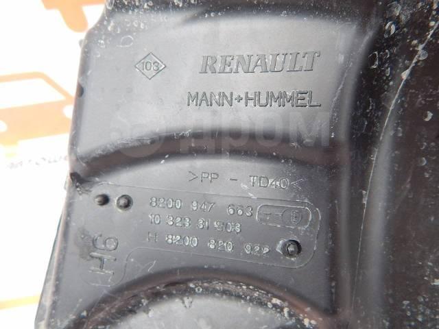 Корпус воздушного фильтра Renault Fluence