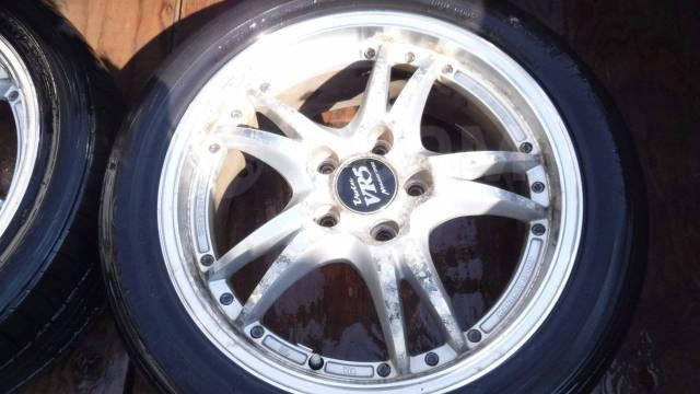 """Отличные колеса R17 с Galant/Legnum. 7.0x17"""" 5x114.30 ET48"""