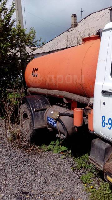 ГАЗ 3307. Продам асенезатор, 116куб. см.