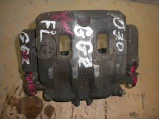 Суппорт тормозной. Subaru Impreza, GG2