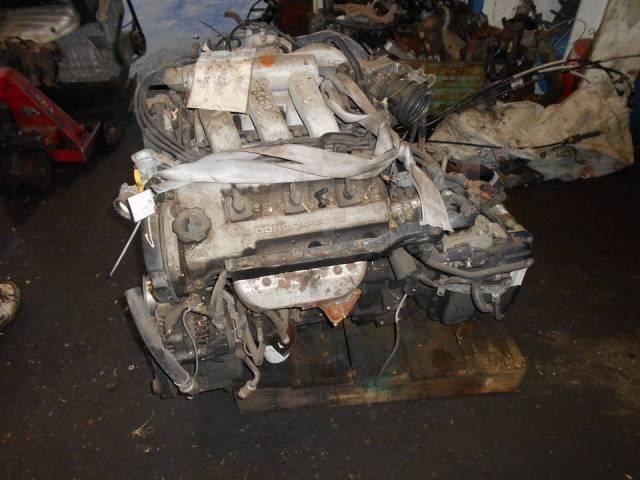 Двигатель в сборе. Mazda Xedos 9