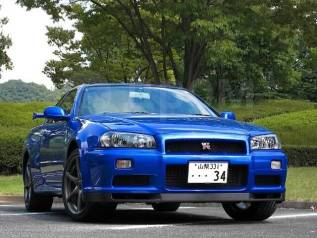 Губа. Nissan Skyline, BNR34, ENR34, ER34, HR34 Nissan GT-R. Под заказ