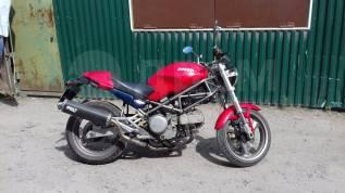 Ducati Monster 400. 400куб. см., исправен, птс, с пробегом