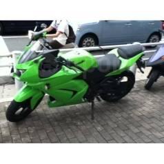 Kawasaki Ninja. 400куб. см., исправен, птс, без пробега. Под заказ