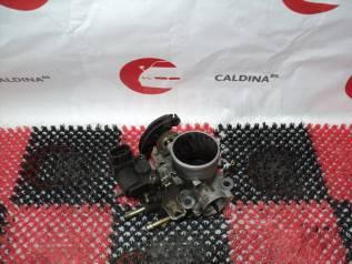 Заслонка дроссельная. Toyota: Corsa, Sprinter, Caldina, Corolla II, Corolla, Tercel, Cynos, Starlet Двигатели: 4EFE, 5EFE