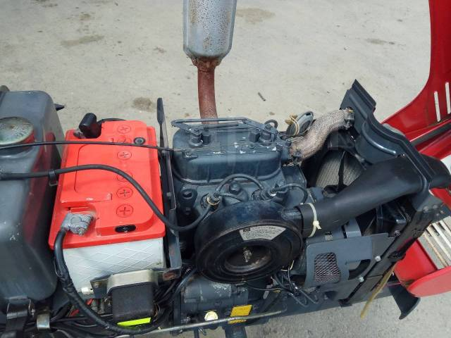 Shibaura. Продам Японский мини-трактор SU1500