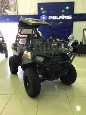 Polaris Sportsman 335. исправен, есть птс, без пробега
