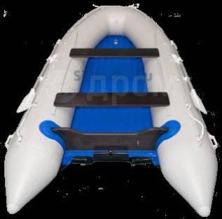 Надувная лодка Солар 420 Jet Tunnel. 2017 год год, двигатель подвесной, бензин