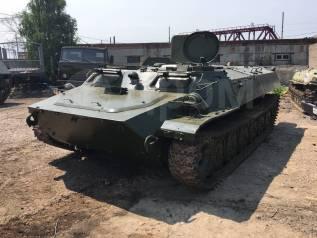 ХТЗ ТГМ-126. Продается гусеничный вездеход МТЛБ (ТГМ-126), 14 000куб. см., 9 650кг.