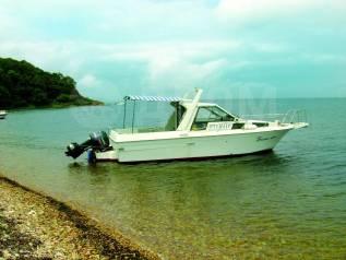 Аренда катера, рыбалка. 8 человек, 55км/ч