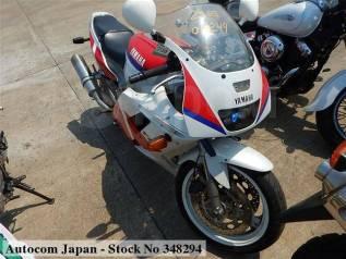 Yamaha FZR 1000. 1 000куб. см., исправен, птс, без пробега