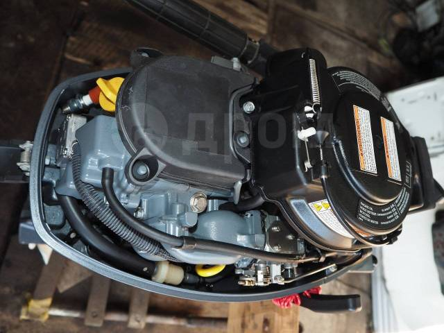 Forward. 2012 год год, двигатель подвесной, 9,90л.с., бензин