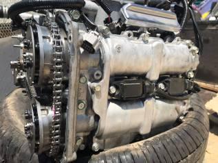 Двигатель в сборе. Subaru Forester Двигатели: FB20, FB204, FB20B