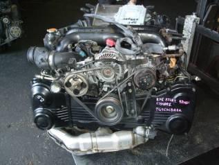 Двигатель в сборе. Subaru Legacy, BP5 Двигатель EJ20X