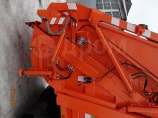 КамАЗ 53605. МК-4444-06 на шасси Камаз-53605-773950-19 Мусоровоз (портал, САУ)