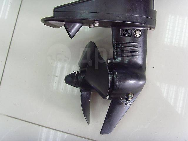 Hangkai. 4,00л.с., 2-тактный, бензиновый, нога S (381 мм), 2017 год год