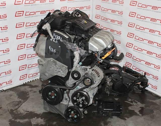 Двигатель в сборе. Volkswagen Bora Volkswagen New Beetle Volkswagen Golf Volkswagen Beetle Двигатель AZJ