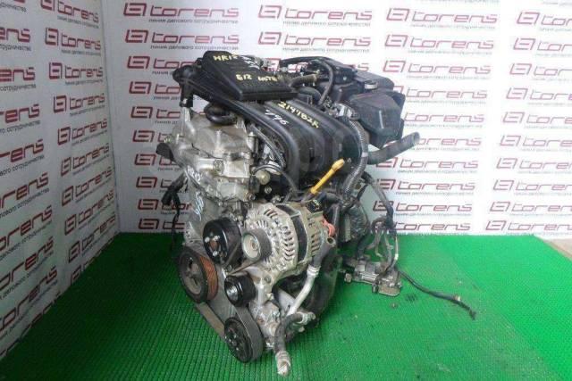 Двигатель в сборе. Nissan: Micra, Serena, Latio, March, Note Двигатель HR12DE