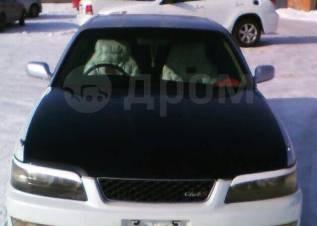 Накладка на фару. Nissan Laurel, HC35