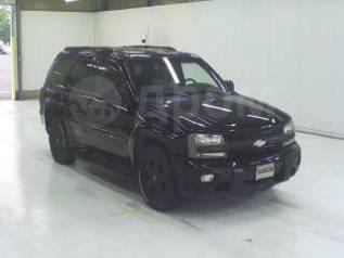 Chevrolet TrailBlazer. T360