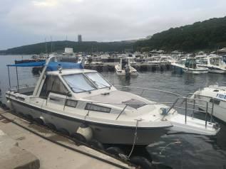 Аренда катера, морские прогулки, рыбалка. 5 человек, 45км/ч