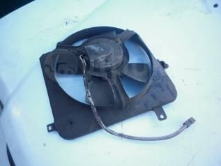 Вентилятор охлаждения радиатора. Лада 2109, 2109
