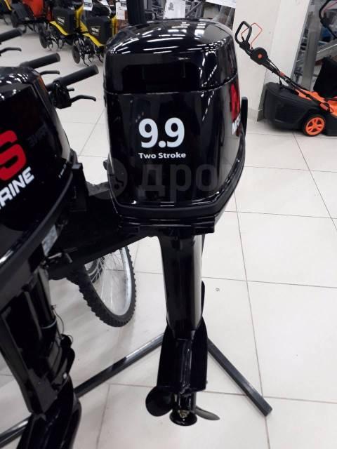 Nissan Marine. 9,90л.с., 2-тактный, бензиновый, нога S (381 мм), 2018 год год