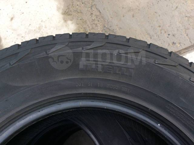 Pirelli Scorpion ATR. Грязь AT, 2011 год, 30%, 4 шт