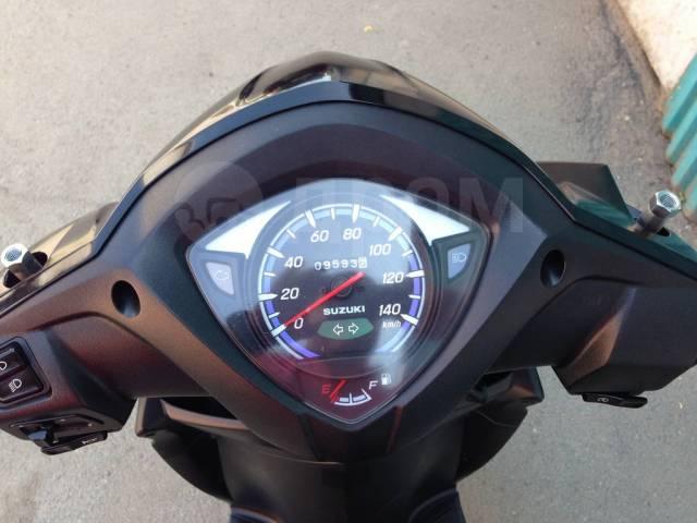 Suzuki Address V110. 110куб. см., исправен, птс, без пробега