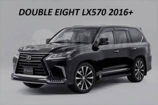 Обвес кузова аэродинамический. Lexus LX450d, URJ200, URJ201 Lexus LX570, SUV, URJ201, URJ201W