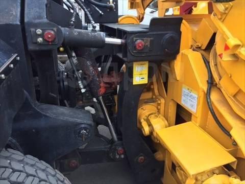 TCM. Продам Nisseki HTR300 снегоуборочный ротор, 14 000куб. см. Под заказ